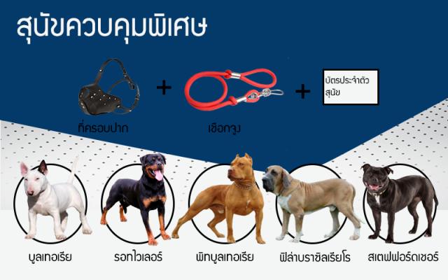 การเลี้ยงสุนัขควบคุมพิเศษ